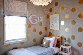 Bedroom: Trendy Polka Dot Bedroom. Bedroom Pictures. Pink Polka ...