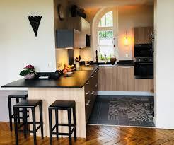 Cuisine équipée Ouverte Sur Le Séjour Par Home Feeling Homify
