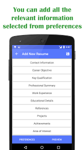 Quick Resume Builder 4040040040 APK Download Android Productivity Apps Mesmerizing Resume Builder App Free