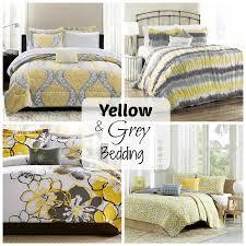 gallery of blue yellow comforter interior yellow comforter sets queen grey