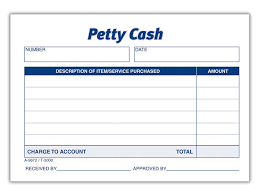 Petty Cash Receipt Sample Amazon Adams Petty Cash Receipt Pad 244 X 24424424 Inches 2440 2