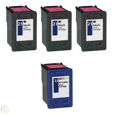 Usb support the print and. 4pk 21 22 Combo Ink Cartridge For Hp Deskjet D1430 D1445 D1455 D1520 D1530 1792394174