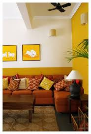 Bright yellow when combined with a colour that highlights its beauty makes  a great pick for