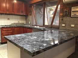 Granite Kitchen Benchtop Jet Mist Granite Kitchen Benchtop Installation Granite Marella