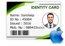 Identity Card Design Id Card Designer For Mac Design And Print Multiple Id Cards On Mac Os X