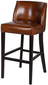 brown leather bar stools. Light Brown Leather Bar Stool Stools O