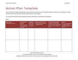 Action Plan Template 17 Business Action Plan Examples Pdf Word Pages Examples