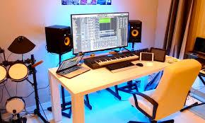 Good NEW HOME RECORDING STUDIO TOUR (2015)   YouTube