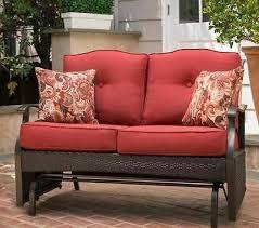 outdoorgliderbenchgardenloveseatpatiofurnitureporch deckseatlawnchair outdoor glider bench h90