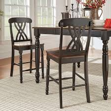 mackenzie counter height chair set of 2 by inspire q clic