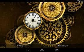 Steampunk Gears Wallpaper ...