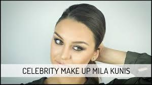 mila kunis makeup tutorial domodi tv