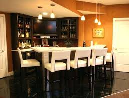 white home bar furniture. Modern Home Bar With Pristine White Seating Options And Mini . Bars Furniture S