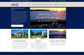 The Shoreline Resort ~ Northern Door County - Fox Valley Web ...