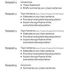 8th Grade Essay Examples Sample 5 Paragraph Essay Outline 8th Grade Ela Resources