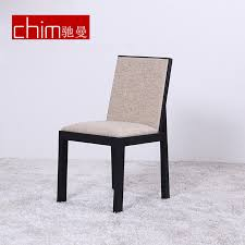 cloth chairs furniture. Chim Churchman Furniture Minimalist Fashion Theme Restaurant Leather Chairs Cloth Chair Cafe Book
