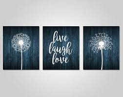 dandelion wall art home wall art bedroom dandelion art navy blue wood planks wall art instant download diy printable wall art on navy blue and teal wall art with navy blue wall art etsy