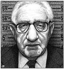 Resultado de imagem para Kissinger war criminal