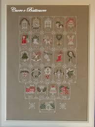 Shabby Advent Calendar