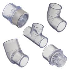 Spears PVC Pipe Fire Sprinklers FlameGuard Plastic Pipe