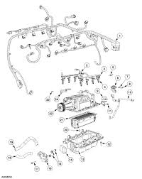 exploded view 4 6l engine tccoa forums