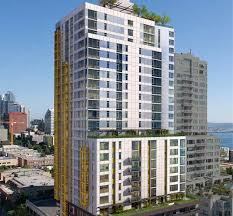 SEATTLE, WA - Wood Partners announced the sale of its high-rise apartment  building in downtown Seattle, Dimension. The 27-story, 298-unit luxury  property ...