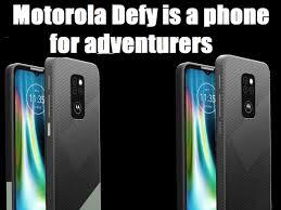 Motorola Defy 2021 highly rugged ...