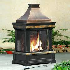 outdoor covers sunjoy fireplace replacement parts reviews heirloom slate manual