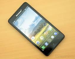new phones: Lenovo P780 Photo Gallery