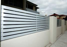 metal fence design. Modern Iron Fence Design Newest Metal T
