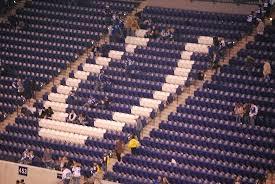 Luke Oil Stadium Seating Chart Inside Lucas Oil Stadium Picture Of Lucas Oil Stadium