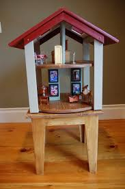 homemade barbie furniture ideas. view in gallery diy modern dollhouse 1 homemade barbie furniture ideas t