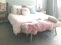 dusty pink rug throw