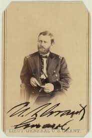 images of the american civil war portrait of general and president ulysses s grant