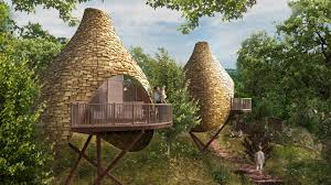 Treehouse Pictures Luxury Treehouses By Blue Forest