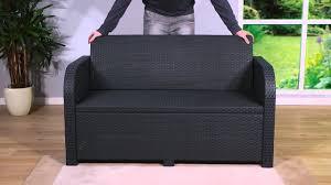 how to emble the allibert carolina garden furniture set