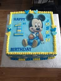Pin By Timi Kerschen On Baby Mickey Birthday In 2019 Mickey First