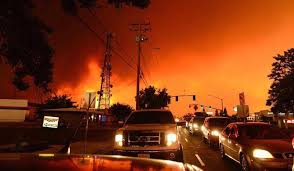 Image result for carr fire in redding california