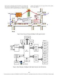 traffic light circuit diagram pdf traffic image design of intelligent traffic light controller using gsm embedded s u2026 on traffic light circuit diagram