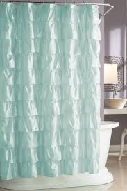 best 25 ruffle shower curtains ideas on rustic shower curtains tin on walls and corrugated sheets