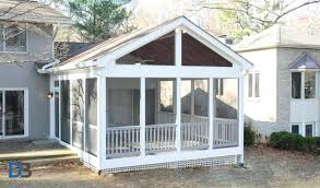 how to build a screened in porch plans how to build a screened porch covered addition