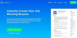 Best Online Resume Builder Free Unique The 48 Best Online Resume Builders Images On Pinterest Online