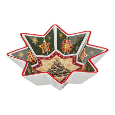 <b>Салатник</b> (АМ) <b>Lefard Christmas collection</b> (586-131) (17 см ...
