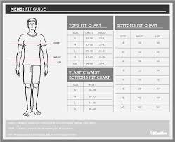 Volley Size Chart Size Chart Katin Usa