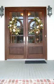 front door wreath hangerDiy Front Door Christmas Wreaths Image Round Wreath Ideas For