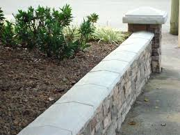 stone beveled wall cap accessories stone wall caps canada stone beveled wall cap st mo