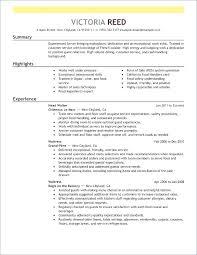 Restaurant Manager Resume Objective Sample Resume Objectives For Food Service Manager Restaurant General