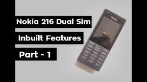 As per reports whatsapp will soon stop working on these devices, see if yours is on the list: Nokia 216 Dual Sim Review Unboxing Hands On Keypad Mobile Inbuilt Features Part 1 Youtube