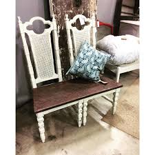 table 2 chairs and bench. 2 chair bench table chairs and