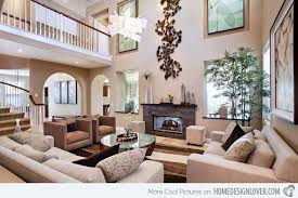 decorating ideas for living rooms with high ceilings.  Rooms High Ceiling Living Room  15 Interiors With High Ceilings Home Design  Lover With Decorating Ideas For Living Rooms G